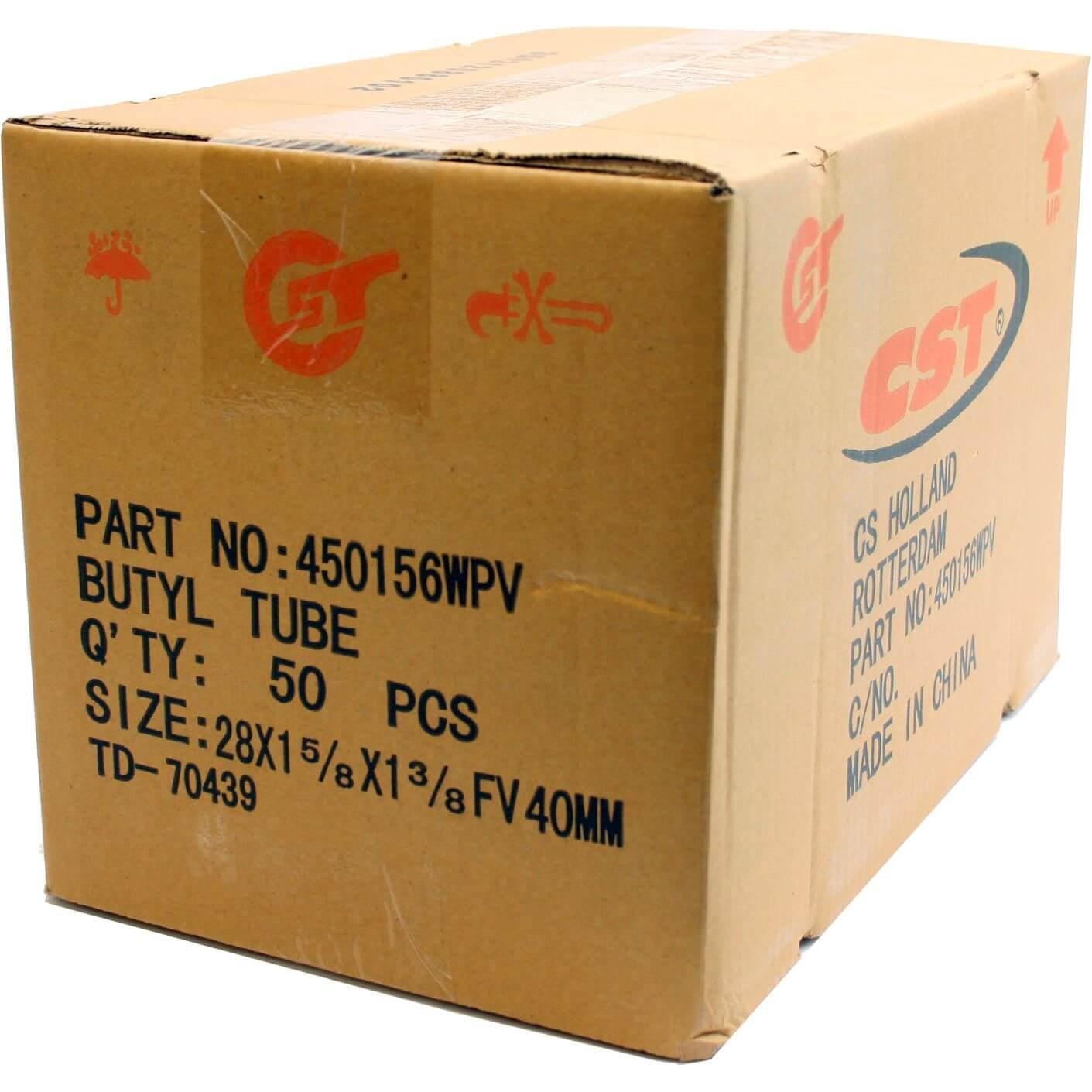 CST Bnb 28 X 1 5/8 X 1 3/8 Fv 40mm WP (50)