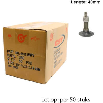 CST Bnb 28 X 1 5/8 X 1 3/8 Hv 40mm WP (50)