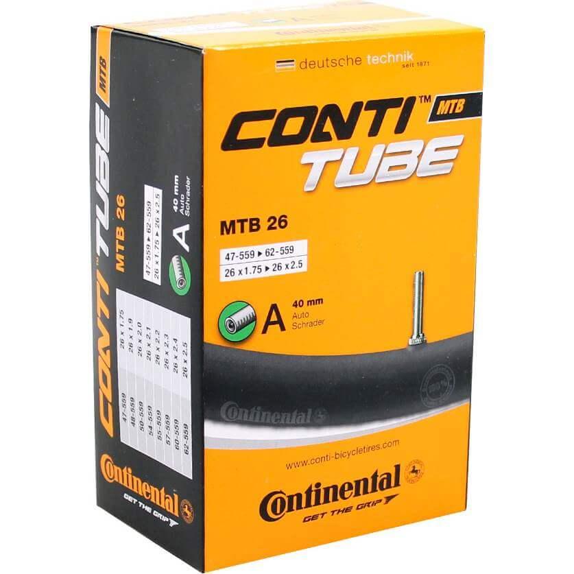 Continental Bnb MTB 26 X 1.75 – 2.50 Av 40mm