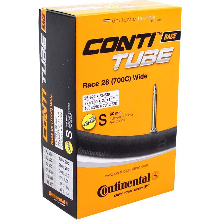 Continental Bnb Race 28 (700C) Wide 28 X 1 – 1 1/4