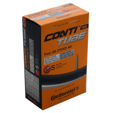 Continental Bnb Tour 28 All 28 X 1 3/8 Fv 42mm