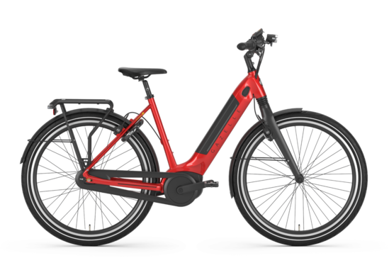 Gazelle Ultimate C8+ HMB Connect Dames 2021