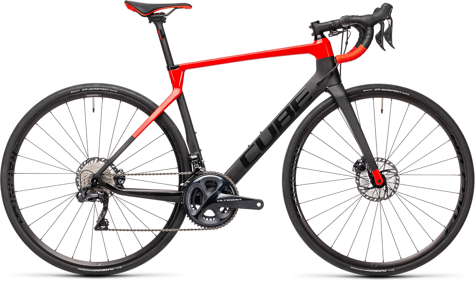 CUBE AGREE C:62 SL CARBON/RED 2021