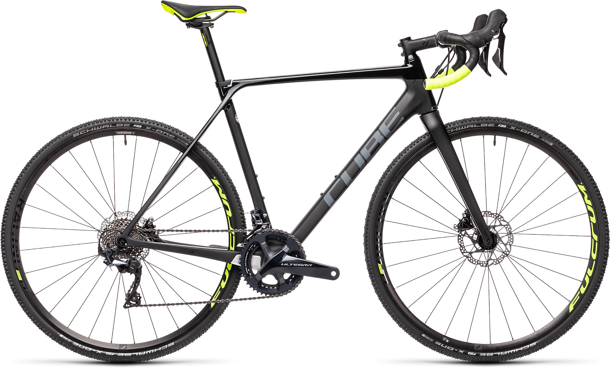CUBE CROSS RACE C:62 PRO CARBON/FLASHYELLOW 2021