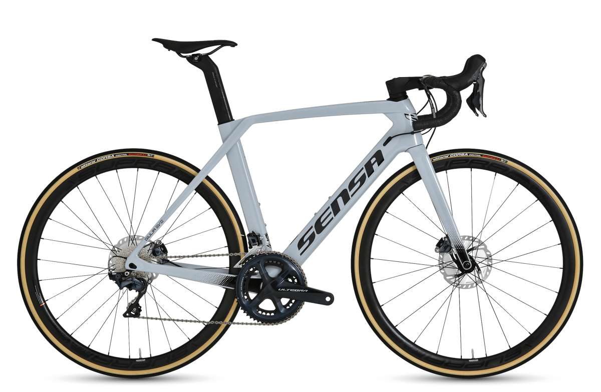 Sensa Giulia Evo Disc Ice Grey Ltd Dura Ace Di2 UNI 2021